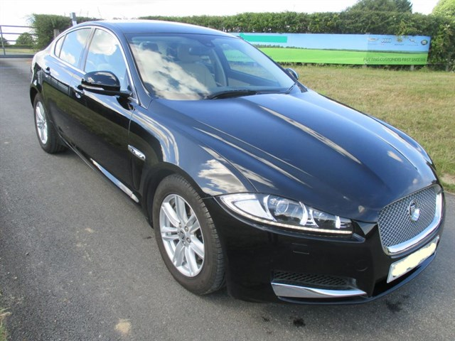 Jaguar XF D SE BUSINESS