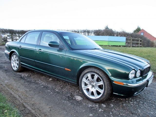 Jaguar XJ XJ6 V6 SPORT AUTO Great colour combination