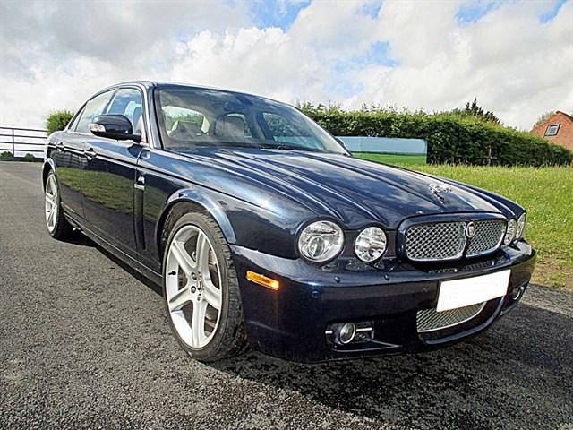 Jaguar XJ V6 SOVEREIGN