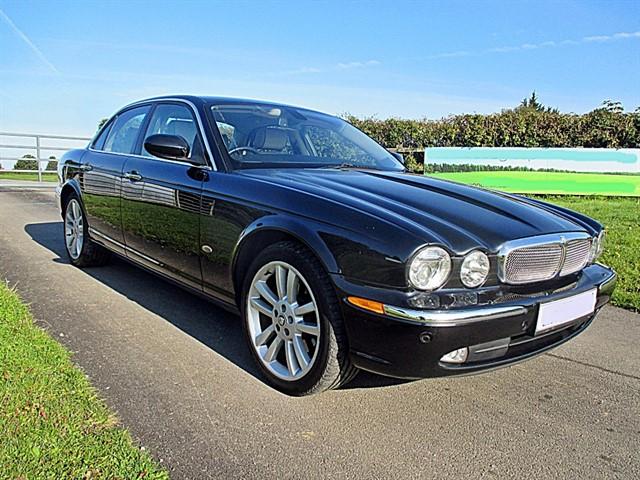 Jaguar XJ TDVI SOVEREIGN