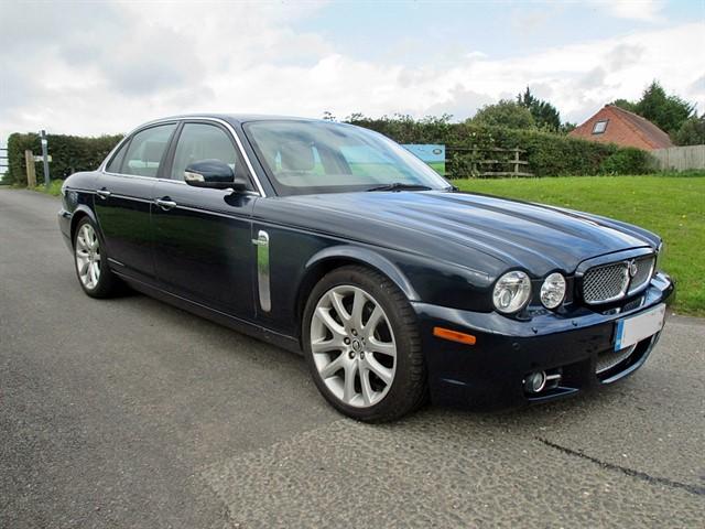 Jaguar XJ SOVEREIGN V6 TDVi