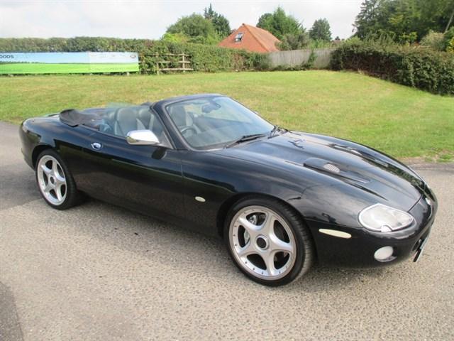 Jaguar XKR XKR CONVERTIBLE