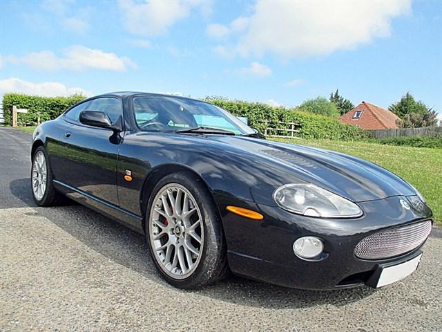 Jaguar XKR XKR-S COUPE