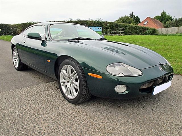 Jaguar XKR XKR COUPE
