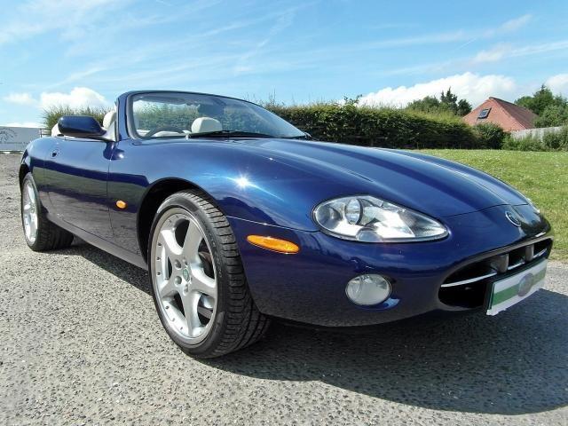 Jaguar XK8 XK8 CONVERTIBLE AUTO The UKs Favourite XK Co