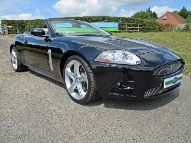 Jaguar XKR Supercharged Convertible 2dr Auto Huge Specification