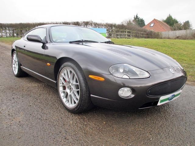 Jaguar XKR XKR COUPE AUTO Limited edition S