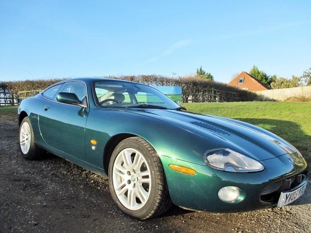 Jaguar XKR 2dr Auto UKs Largest Selection