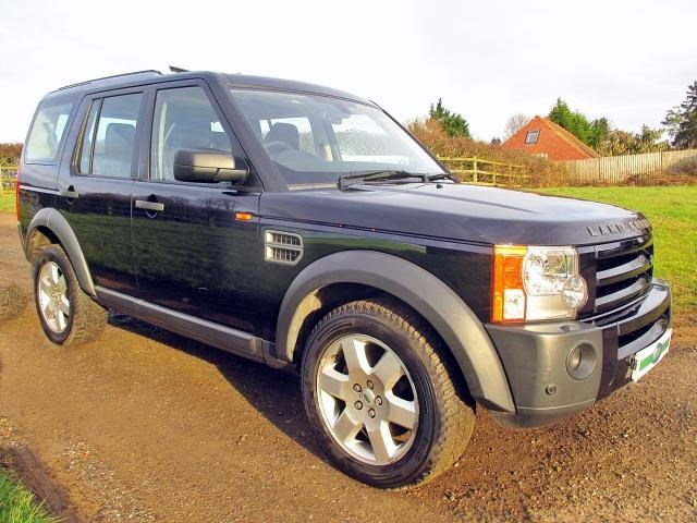 Land Rover Discovery DISCOVERY TDV6 HSE A 7 Seat Model
