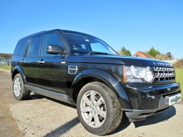 Land Rover Discovery DISCOVERY XS TDV6 AUTO 1 owner full history