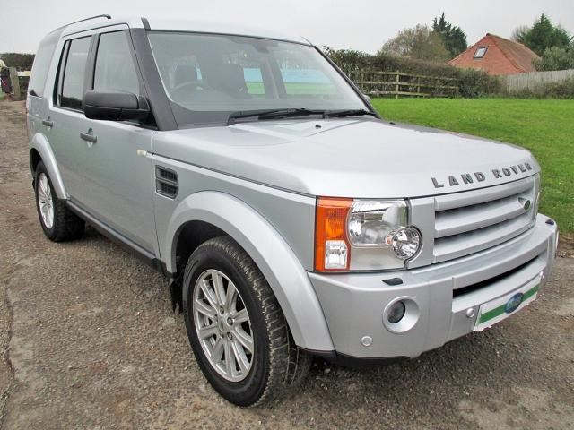 Land Rover Discovery DISCOVERY TDV6 SE A Huge Specification