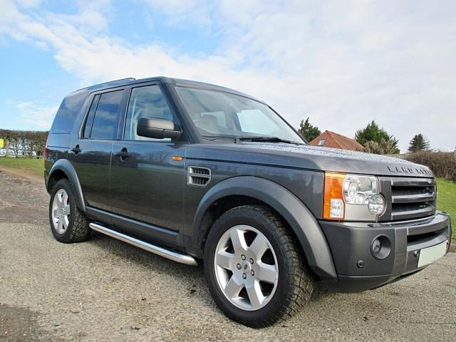 Land Rover Discovery DISCOVERY 3 HSE TDV6 AUTO Huge spec