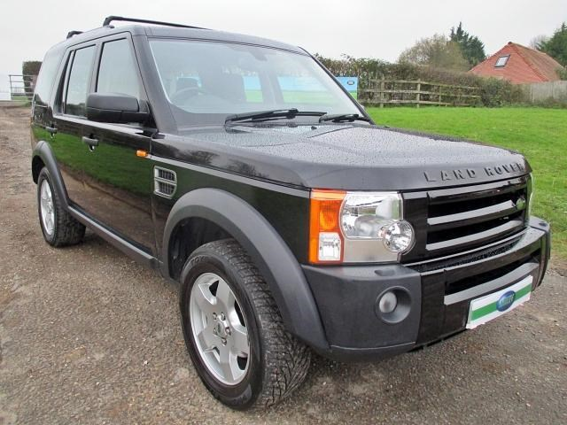 Land Rover Discovery DISCOVERY 3 TDV6 S AUTO