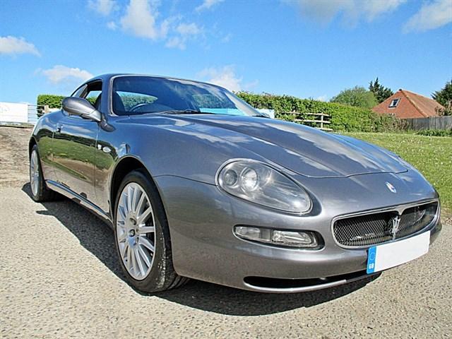 Maserati 4200 V8 CAMBIO CORSA