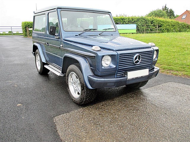 Mercedes-Benz G300 G WAGEN GD TURBO DIESEL AMG