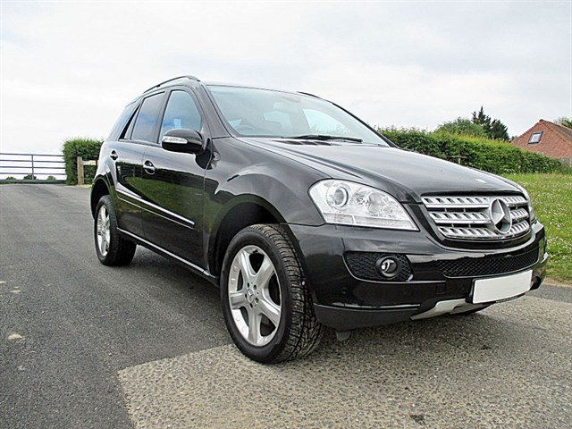 Mercedes-Benz ML320 CDI SPORT