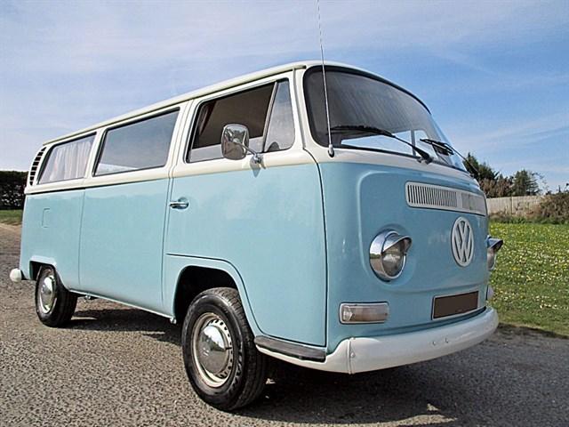 Volkswagen Transporter CARAVAN