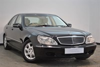 Used Mercedes S320