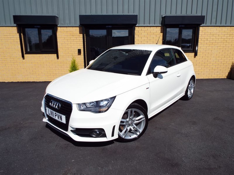 used Audi A1 1.6 TDI S Line With Sat Nav + Technology Pack