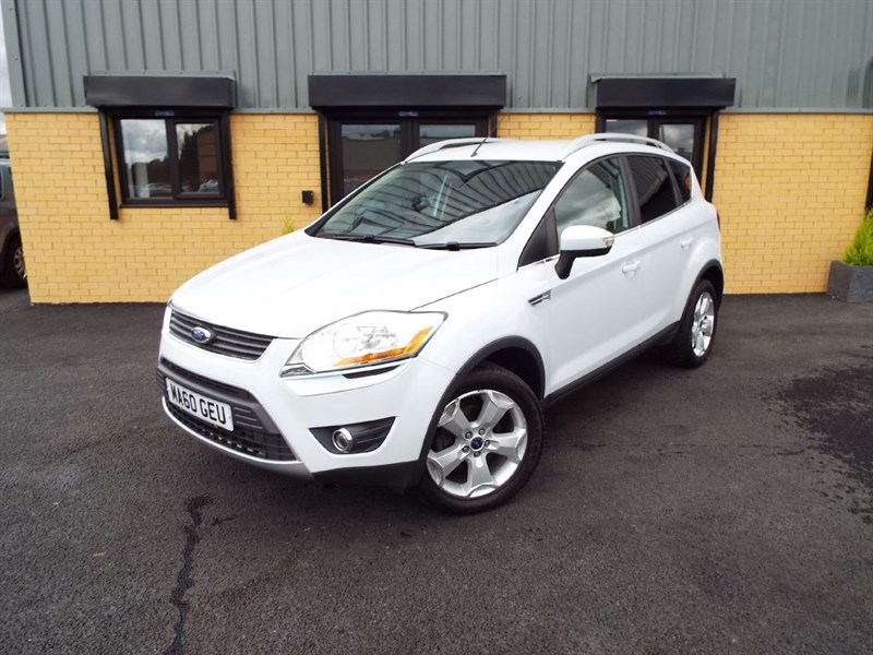 used Ford Kuga 2.0 TDCI 4WD Zetec Appearance Pack