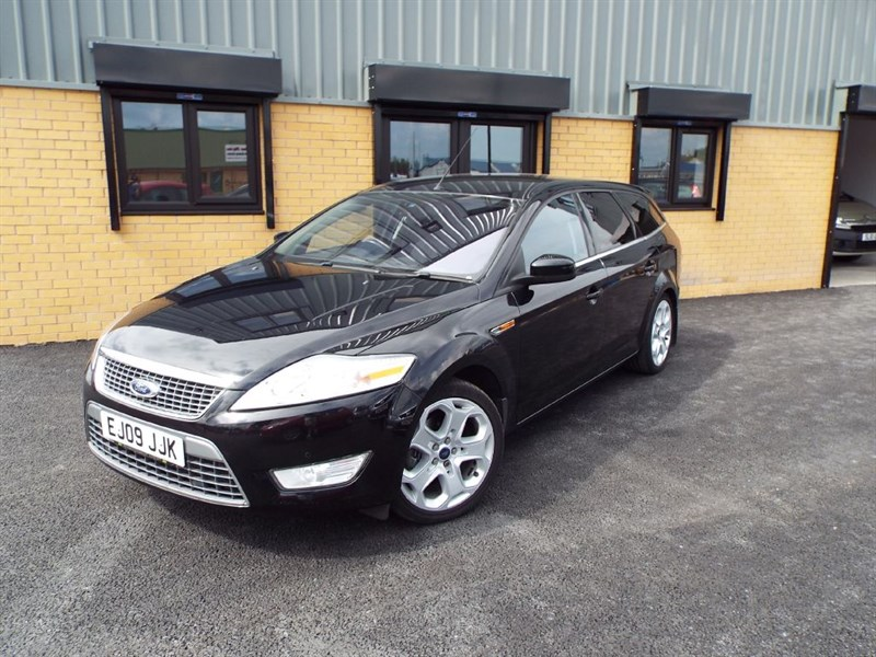 used Ford Mondeo 1.8 TDCI Titanium Estate Sport Pack