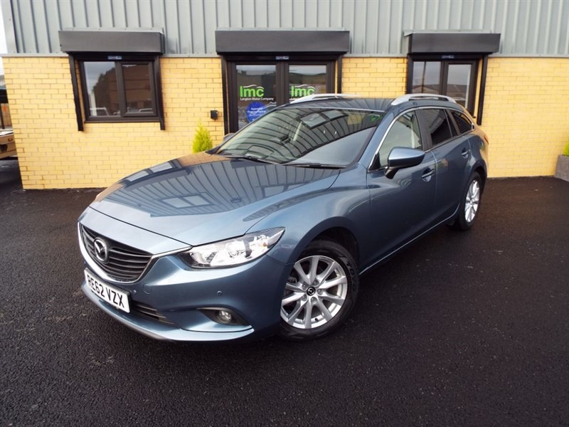used Mazda Mazda6 2.2 D SE-L With Navigation + Bluetooth