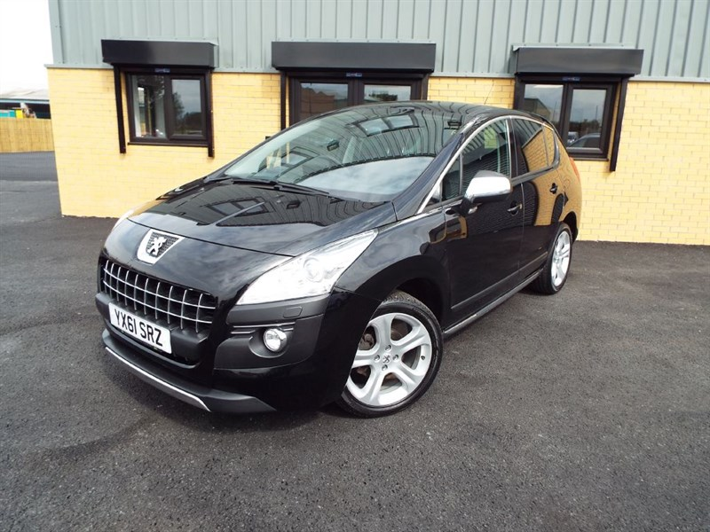 used Peugeot 3008 1.6 HDI Exclusive Huge Spec
