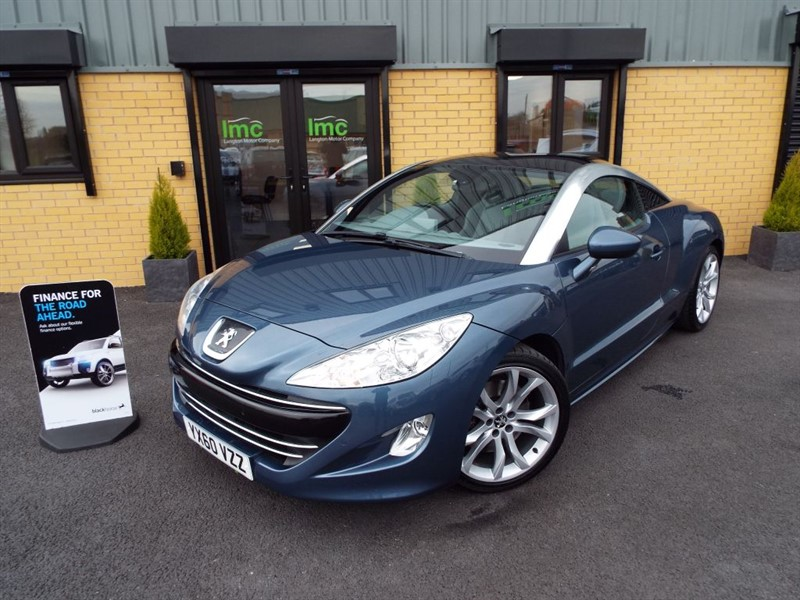 used Peugeot RCZ 2.0 HDi GT 2dr With