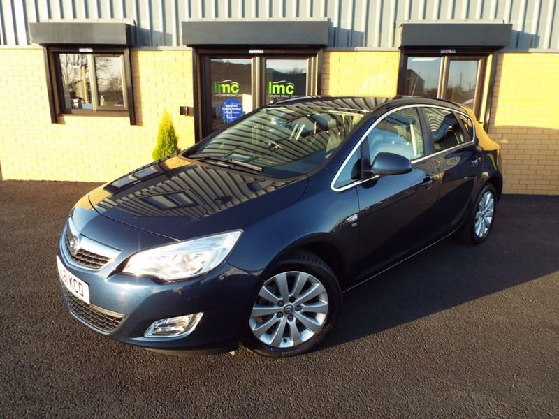 used Vauxhall Astra 2.0 CDTi ecoFLEX 16v SE (Start/Stop) 5dr