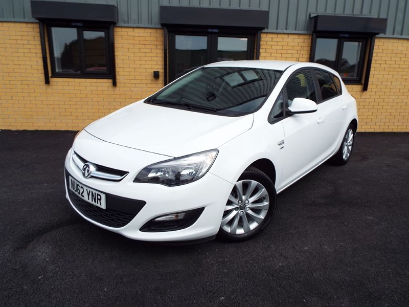 used Vauxhall Astra 1.6 Active 5dr