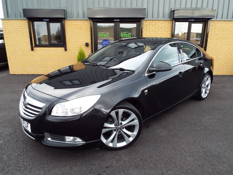 used Vauxhall Insignia 2.0 CDTI SRI VX-Line NAV With 20inch Alloy Wheels