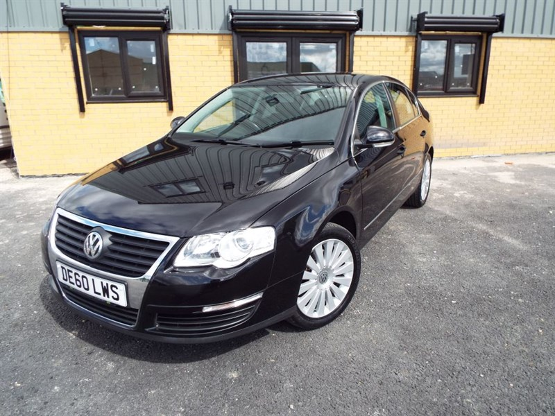 used VW Passat Passat Highline 2.0 TDI Full Black Leather