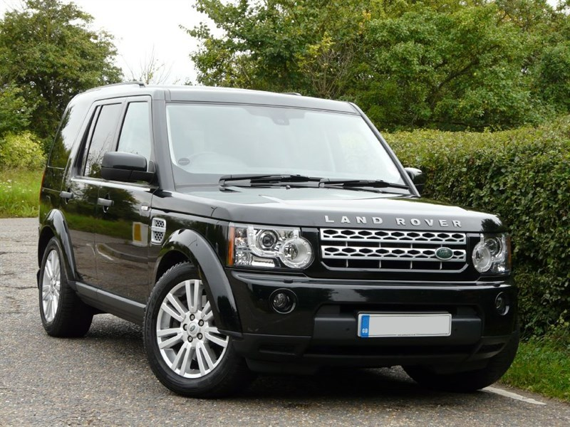 used Land Rover Discovery 3.0 tdv6 hse