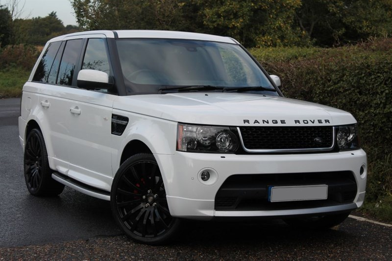 used Land Rover Range Rover Sport hse autobiography