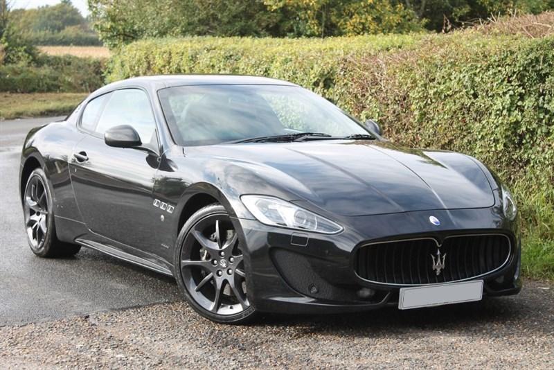 used Maserati Granturismo mc sportshift