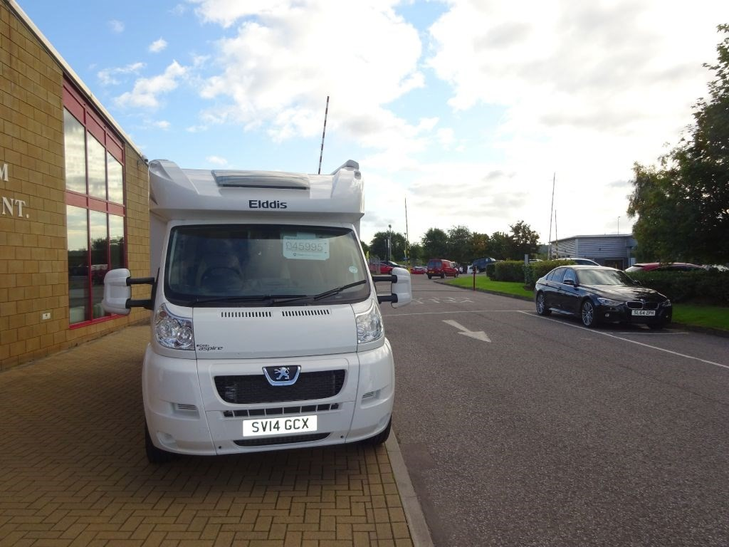 Creative Used Elddis Aspire 275 Motorhome Motorhome For Sale  Perth