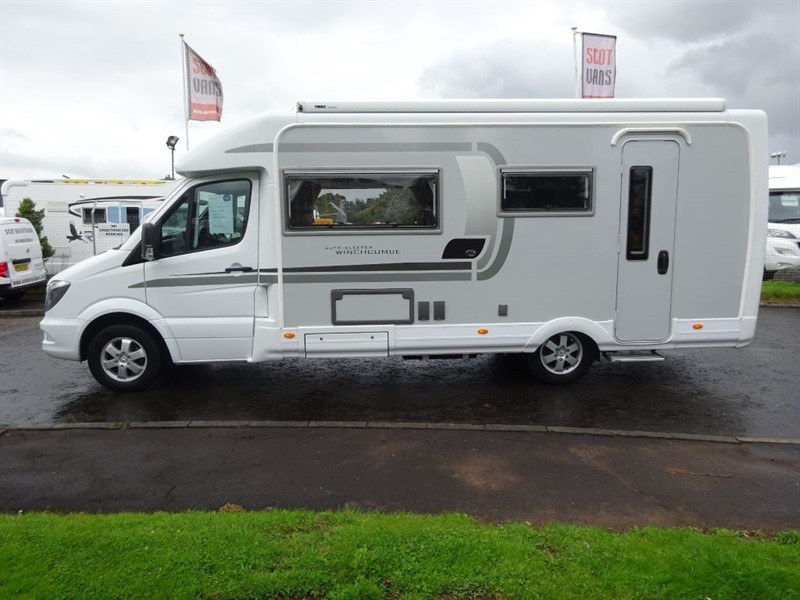 used Autosleeper  Autosleeper Winchcombe motorhome in perth-scotland