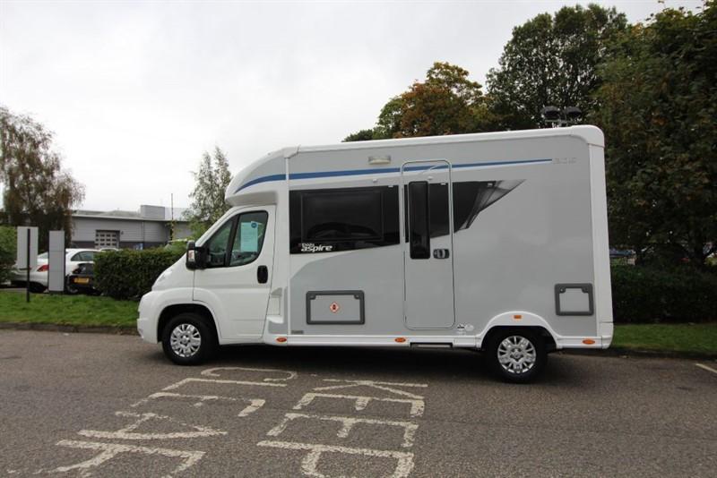 Excellent Used Elddis Elddis Aspire 205 Motorhome In Perthscotland