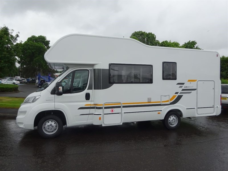used Fiat  Adria Sunliving A49DP 6Berth Motorhome in perth-scotland