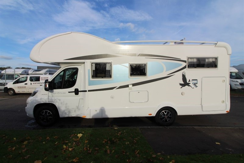 used Rimor  Super Brig 695 motorhome in perth-scotland