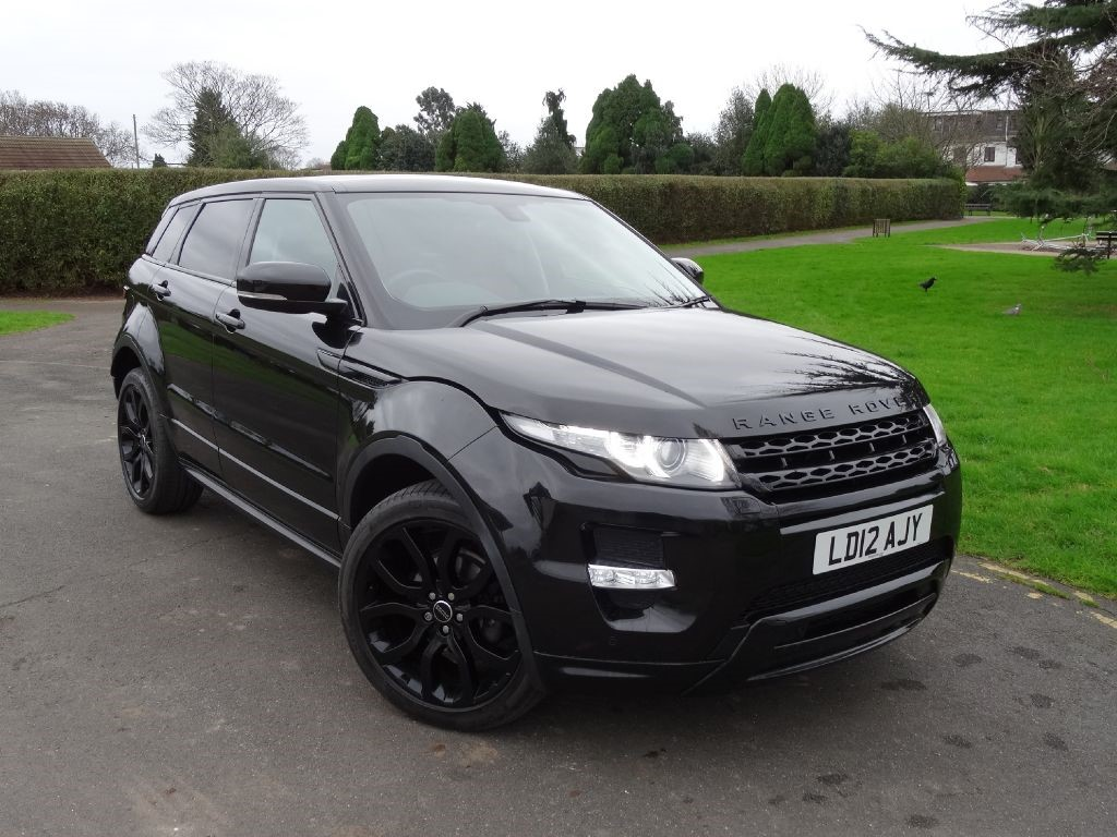 used land rover range rover evoque for sale ilford essex. Black Bedroom Furniture Sets. Home Design Ideas