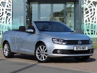 Used VW Eos Coupe Cabriolet TDI BlueMotion Tech SE 2dr