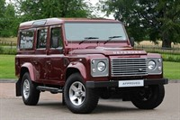 Used Land Rover Defender 110 LWB XS Station Wagon TDCi (2.2)