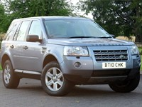 Used Land Rover Freelander 2 SW 2 Td4 e GS 5dr