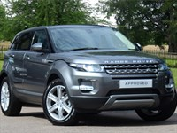 Used Land Rover Range Rover Evoque Hatchback SD4 Pure 5dr (Tech Pack)