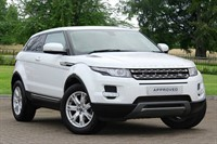 Used Land Rover Range Rover Evoque Coupe eD4 Pure 3dr (Tech Pack) 2WD