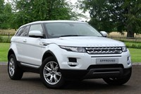 Used Land Rover Range Rover Evoque Coupe SD4 Prestige 3dr (Lux Pack)