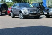 Used Land Rover Range Rover Evoque Hatchback SD4 Prestige 5dr