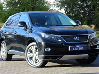 Used Lexus RX Estate Special Editions 450h Advance 5dr CVT Auto (Sunroof)