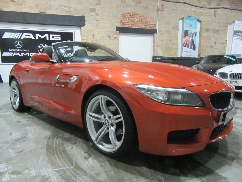 Used Bmw Z4 For Sale Guiseley West Yorkshire